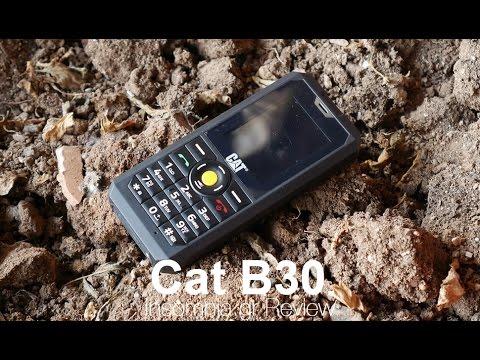 CAT B30 Video Review