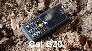 CAT B30 Video Review