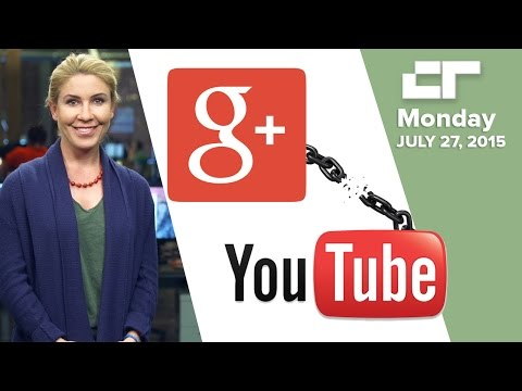 Trolls Rejoice! Google+ Uncoupled From YouTube | Crunch Report
