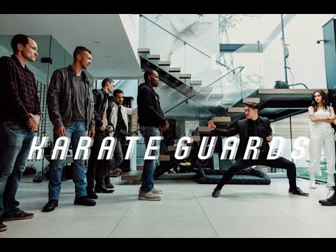 KARATE GUARDS