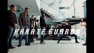 KARATE GUARDS