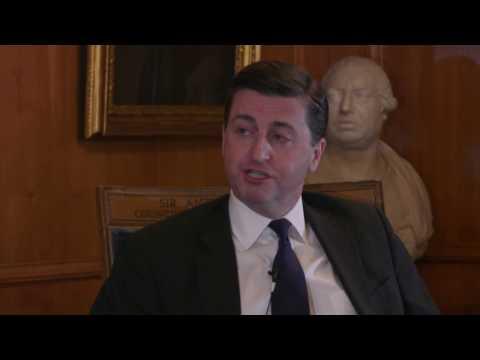 Douglas Alexander - Full Interview with LeadersIn