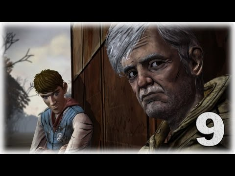 Смотреть прохождение игры The Walking Dead: Episode 3. Серия 9 - Крыса среди нас.