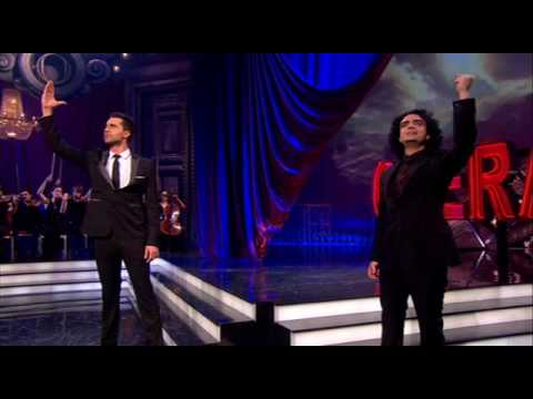 Darius Campbell & Rolando Villazon - Dream the Impossible Dream (Popstar to Opera Star)