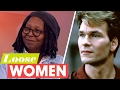 whoopi goldberg reveals how patrick swayze refused to do ghost without her loose women