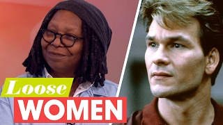 Whoopi Goldberg Reveals How Patrick Swayze Refused to Do Ghost Without Her | Loose Women