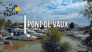"""Womo """"Tour de France"""" -Pont de Vaux- Stellplatz 8 #Vlog047"""