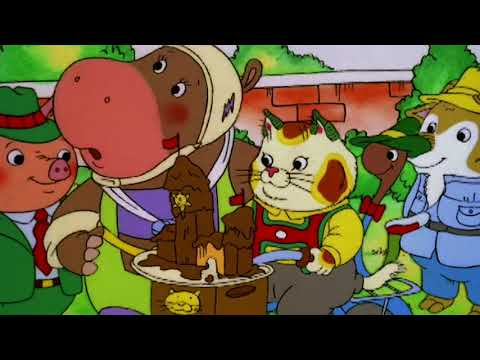 Busy World Of Richard Scarry | Episode: 220 | BusyTown | Video For Kids