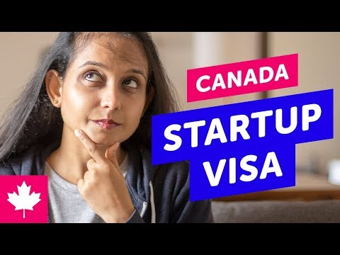 🇨🇦 Move to Canada for FREE • Canadian Startup Visa tips