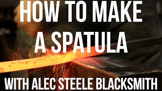 How to make a Spatula for the BBQ or Kitchen