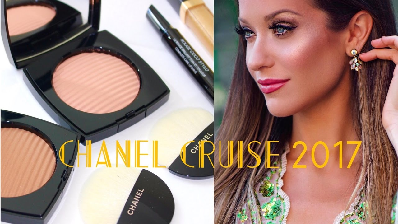 11d77e9b9b9 New CHANEL Cruise Collection 2017 + Full Review of NEW Healthy Glow  Luminous Les Beiges Powders