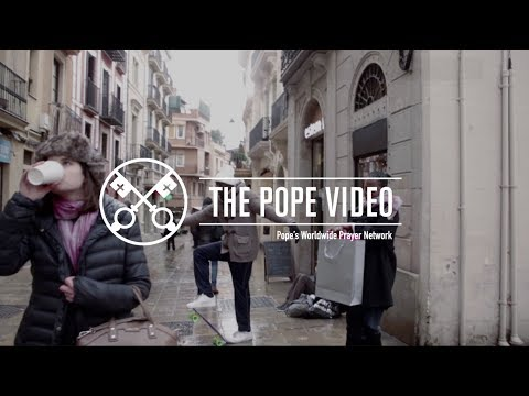 The Pope Video - February 2017 - Welcome the Needy