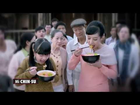 TVC Mì Chin-Su Xốt cá hồi chua cay