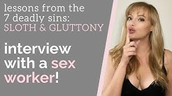 EVIL WEEK: DIRTY TALK & SEDUCTION TIPS: Dating Advice From A Cam Girl! | Shallon Lester