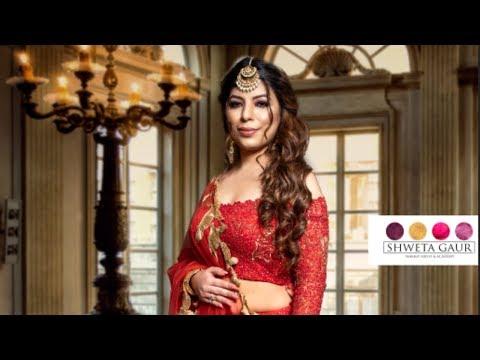 Shweta Gaur Self Makeup Tutorial Video | Diwali 2019 Look | Makeup Artist In Delhi