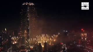 Downtown Dubai 2017 NYE - Short Highlight Video