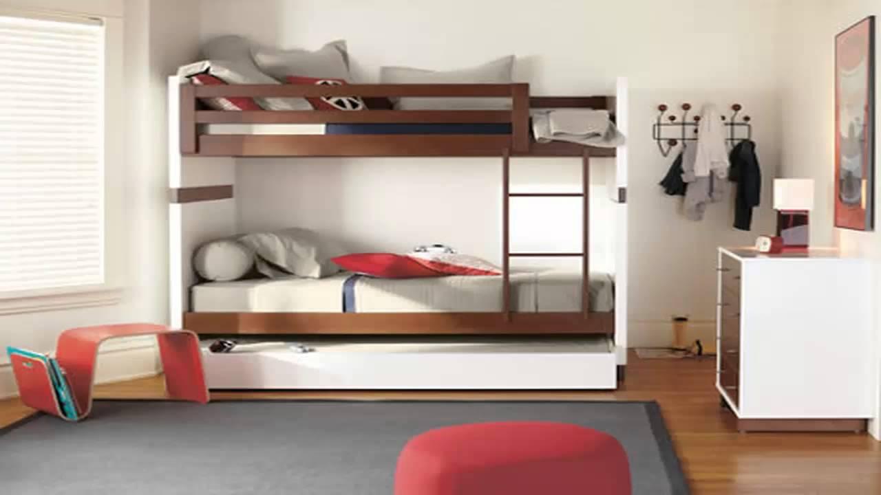 غرف نوم للبنات بسرير دورين       YouTube