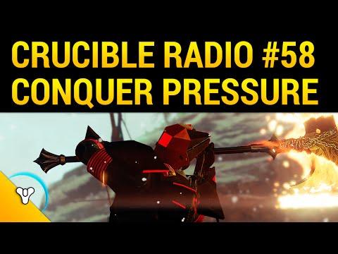 Crucible Radio Ep. 58 - Control (ft. HeyFitzy, Sports Psychologist Steve)