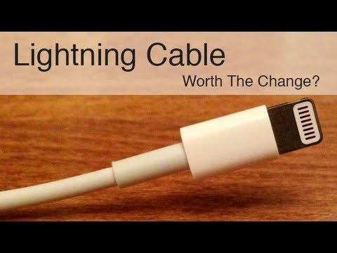 Lightning Cable - Worth The Change?