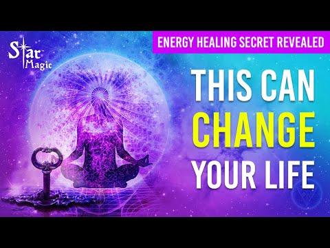 ENERGY HEALING: Jerry Sargeant Demonstrates a Basic & Powerf