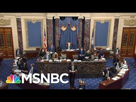Chuck Rosenberg: Trump Impeachment Trial Isn't A Real Trial | The 11th Hour | MSNBC