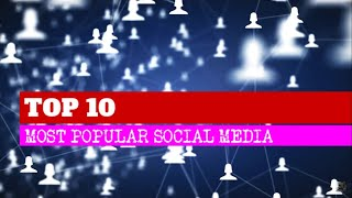 Reason Why China & USA Rule our World. Top 10 Most Popular Social Media 2019