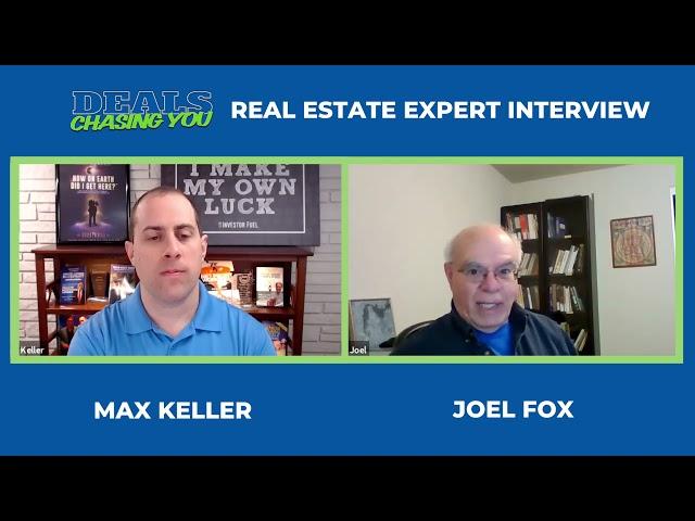 Joel Fox - REI Expert Interview