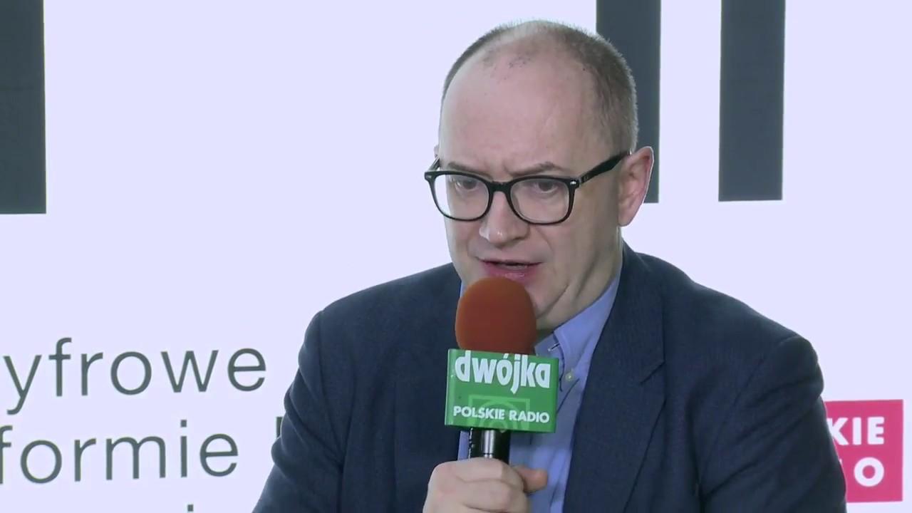 Michał Klauza o nagrywaniu muzyki polskiej przez Polską Orkiestrę Radiową