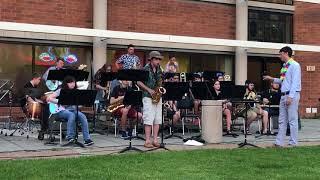 Carson's Jazz Concert