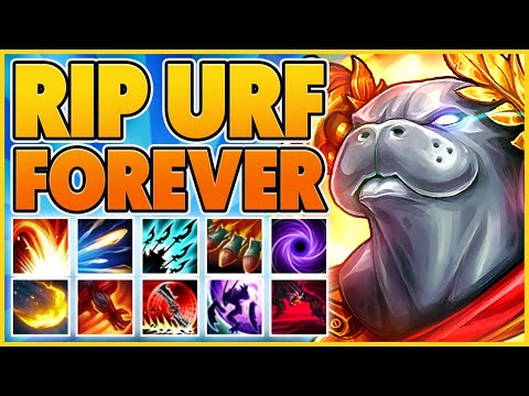 *GOODBYE URF* THE VERY LAST URF MOVIE (GONE FOR GOOD) - BunnyFuFuu   League Of Legends Movie