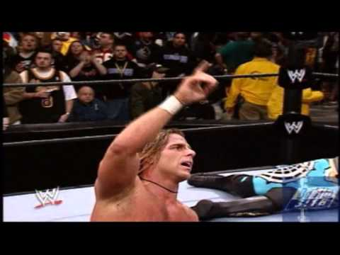 Shawn Michaels Five for FightingChances