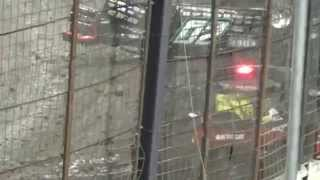 Jimmy Owens Jason Feger Knoxville Crash 2014