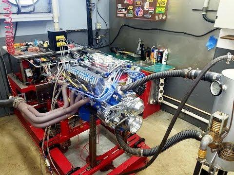 Engine Building Part 16 - Dyno Testing