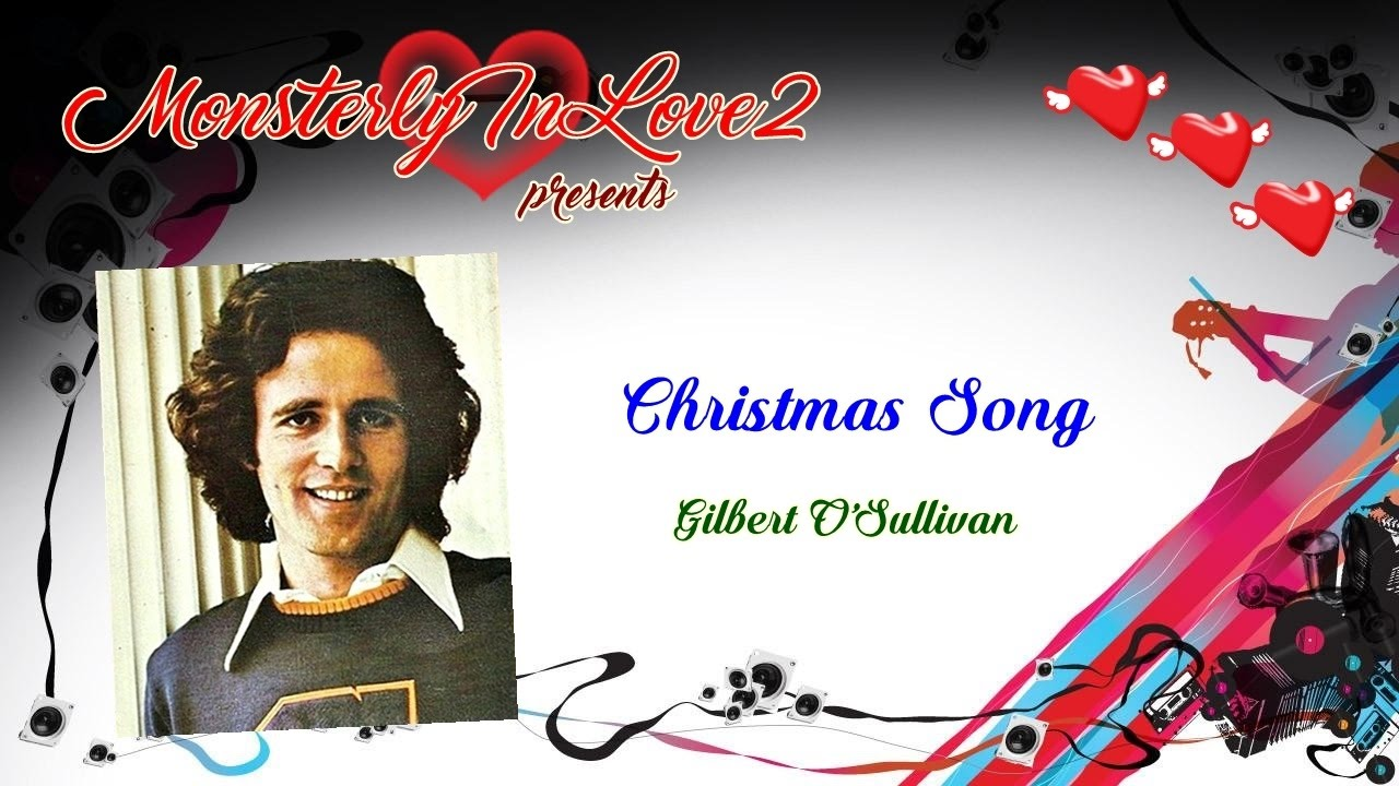 Gilbert O\'Sullivan - Christmas Song (1974) - YouTube