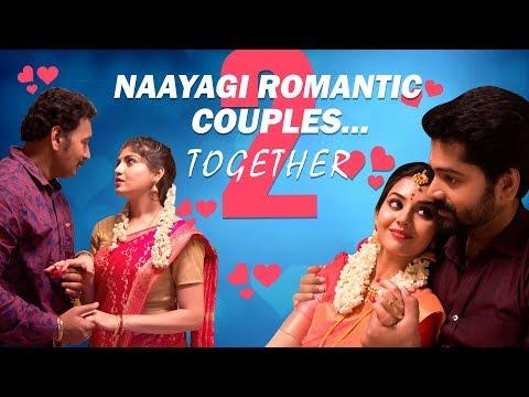 Both Romantic Couples from Naayagi... together! | Best of Naayagi