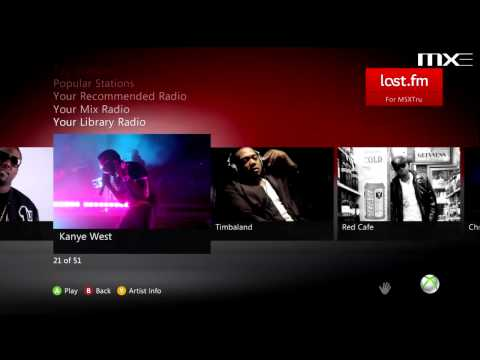 A Look at Apps on The Xbox 360 HD