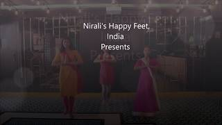 Deva Shree Ganesh | Dance Choreography By Nirali Bharat Someshwar | Nirali's Happy Feet, India