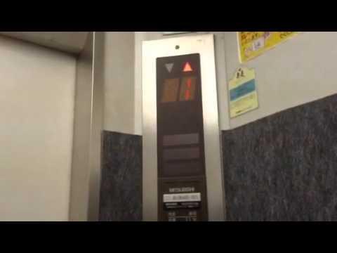 新百合ケ丘マプレのエレベータ
