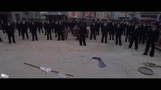 Kung fu sokağı balta çetesi super sahne