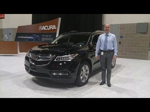 2016 Acura Mdx Review Comparing The To Honda Pilot You