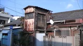 熱田区二番二丁目の廃借家