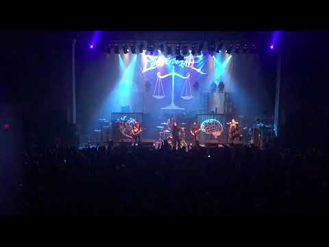"Escape The Fate  ""This War Is Ours The Guillotine II""  Toronto, ON 101517  HD"