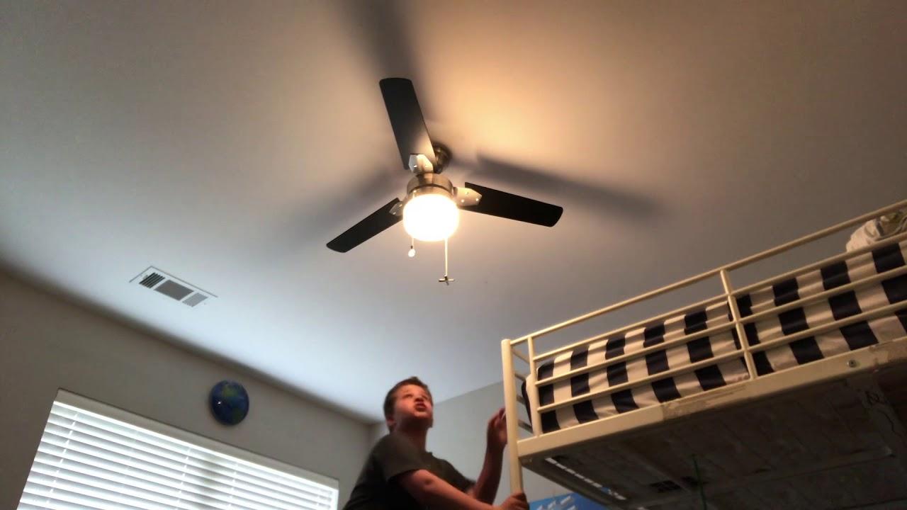 42 Inch Hampton Bay Montgomery Ceiling Fan Allthree Sds Edition