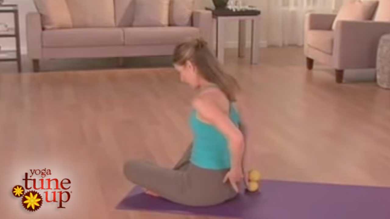 14++ Yoga tune up balls shoulder ideas