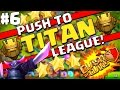 Clash of Clans | 3 STAR TITAN BASES! | New NO Jump Army Attacks!