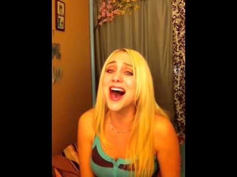 I Dreamed a Dream cover by Tarah New