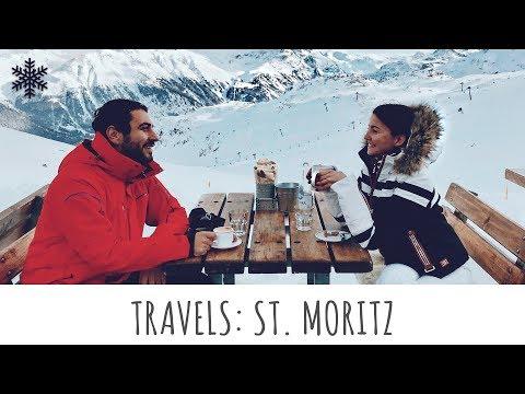MY TRIP TO ST. MORITZ | ALEXANDRA PEREIRA