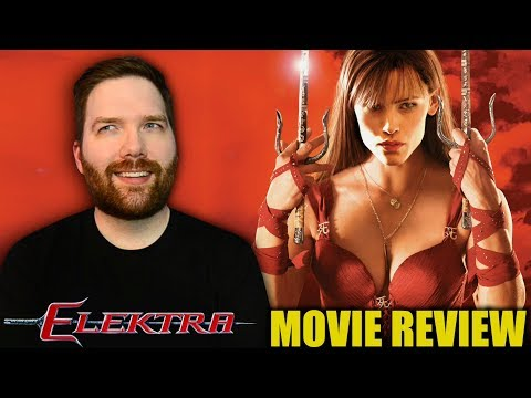 Elektra - Movie Review