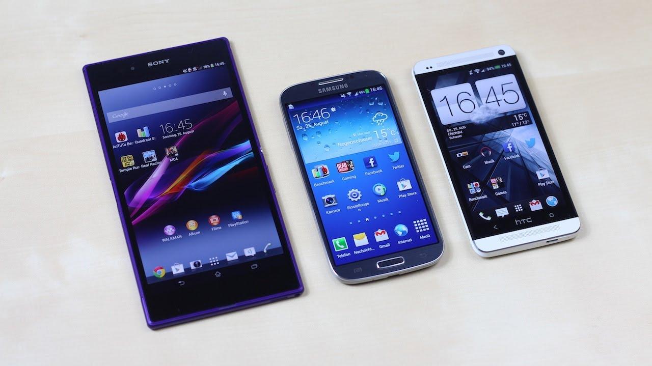 Xperia Z Vs Galaxy S4 Sony Xperia Z Ultra vs...
