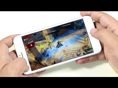 Top 10 FREE HD iOS Games 2015